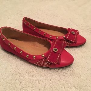 Versace girls shoes size 1